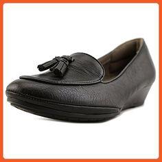 87b08962f028bb Comfortiva Ashten Women US 8.5 W Black Flats - Flats for women ( Amazon  Partner