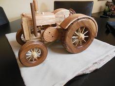 1936 or so Model D John Deere - by Dee1 @ LumberJocks.com ~ woodworking community