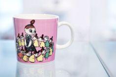 Moomin Mugs, Mumi, Tableware, Decor, Dinnerware, Decoration, Dishes, Dekoration, Inredning