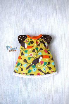 DRESS for Blythe Doll by Miema Dollhouse von miema4dolls auf Etsy