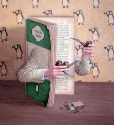 Artist Dmitry Morozov