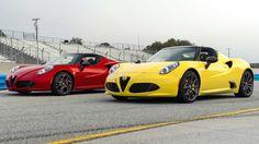 The Alfa Romeo 4C Spider Is So Italian It Actually Hurts