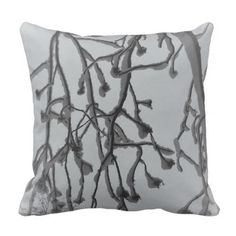 Winter Mood Photo Cushion - trendy gifts cool gift ideas customize