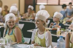 You'll have a great laugh with friends at a cooking class in Hoi An.