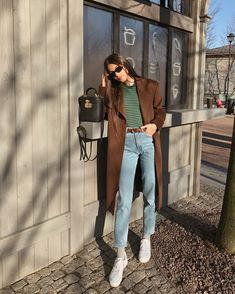 Winter is Coming… Autumn – Fall – Winter – September – Fashion – Inspiration – Poem – Thoughts – Olsen Twins – Anniken – Annijor – Zoella – Zoe Sugg – OOTD Looks Style, Looks Cool, My Style, Trendy Style, Mode Pastel, Winter Outfits, Casual Outfits, Camel Coat Outfit, Look Retro