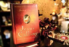 Bookstore: Featured items (Jan-Feb) Jesus Calling—Enjoying peace in His presence: Devotions for Every Day of the Year {$15.99} (shipping costs apply) | Incarnation Bookstore: 214.522.2815