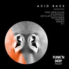 Funk 'n Deep / Cover Artworks on Behance