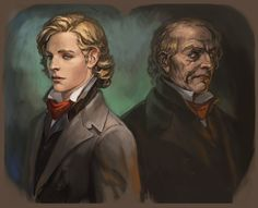 The Picture of Dorian Gray by Endymiasyzygy on DeviantArt