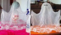 Einfach gruselig: Halloween-Deko für dein Zuhause