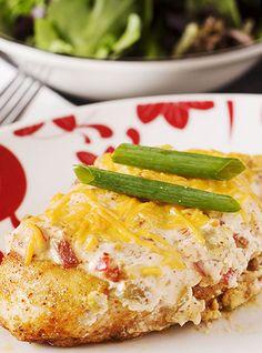 Sour Cream Jalapeño Chicken
