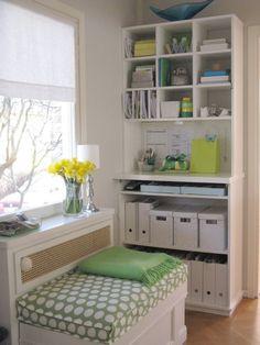 simple craft room studio theme