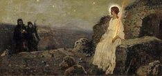 Holy Russia, 1905, Mikhail Nesterov    Today, if we were to list all the major content areas in art, there are more than a few which we'd ...