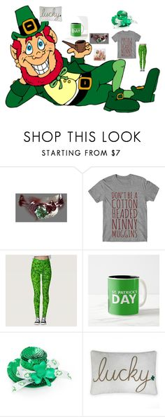 """""""Happy St Patrick's Day 2017"""" by missy69-etsy ❤ liked on Polyvore featuring Red Camel"""
