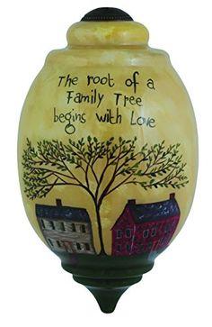 Ne'Qwa Family Tree Ornament