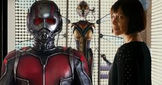 Ant-Man and the Wasp Are Reported To Be Filming Reshoots In Los Angeles