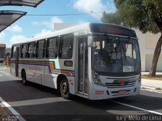 Auto Ônibus Santa Maria Transporte e Turismo - carro 02022, Natal - RN  Neobus Mega 2006  Mercedes Benz OF-1722M