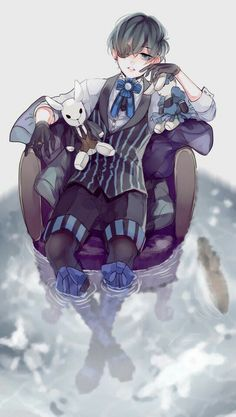 Read *LEMON* Ciel Phantomhive First Time from the story Black Butler Husband Scenarios by RosellaPhantomhive (AnxiousWriter) with reads. Manga Anime, Art Anime, Fanarts Anime, Anime Guys, Manga Girl, Black Butler Ciel, Ciel Phantomhive, Anime Kuroshitsuji, Black Butler Kuroshitsuji