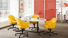 FilzFelt carries German-milled Wool Design Felt and felt products including acoustic solutions, drapery, floor coverings, hanging panels, wall panels and custom services. Desk Dividers, Acoustic Wall Panels, Adjustable Height Desk, Open Office, Interior Garden, Home Decor, Workspaces, Office Ideas, Office Inspo