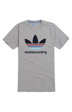 Adidas Skate Logo T-Shirt #pacsun