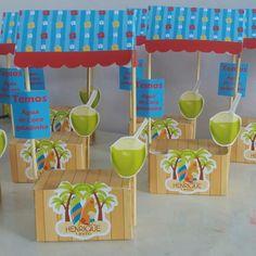 Barraca de coco