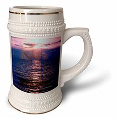 SmudgeArt Flood Art Ship Designs - Ghost Ship - SmudgeArt Ship Art - 22oz Stein Mug (stn_6668_1) 3dRose http://www.amazon.com/dp/B0147A0QX4/ref=cm_sw_r_pi_dp_SN8bwb0YH1M5X