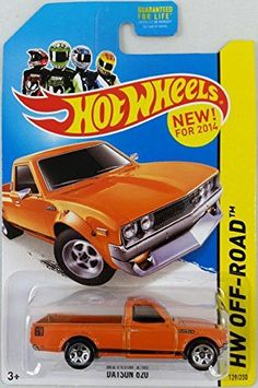 2014 Hot Wheels Hw Off-Road - Datsun 620