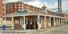 The Morton Grove Metra Station - News - Bubblews Text and photos © 2014 Gary J. Sibio. All rights reserved. Click on photo to read a short article about the station. Morton Grove, Short Article, Mansions, House Styles, News, Photos, Home Decor, Pictures, Photographs