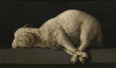 Agnus Dei - Colección - Museo Nacional del Prado
