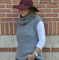 I just finished this pullover and I may never get out of it. I'm loving how stylish it looks and how it's perfect it is for a beautiful Virginia fall, or a cooler summer night. Or even a warmer winter day like today! I've included various adjustments for different sizes and the beauty of this project is it's SOOO simple! There's no shaping and no complicated decreases. It's 2 panels and a cowl……and voila! You're done! The dc crossover stitch[Read more]