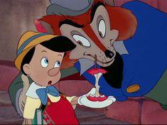 Image of Pinocchio Screencaps for fans of Disney 10148208 All Disney Movies, Old Disney, Disney Tips, Walt Disney Pictures, Disney Images, Disney Viejo, Pixar, Disney Villains, Dibujo