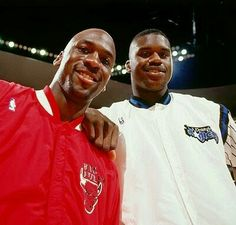 Michael Jordan scores 64 points against a rookie Shaq.