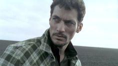 David Gandy - screencap El Palacio de Hierro 2012