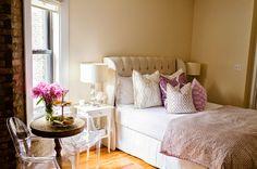 Casa de blogueira: Decoração apartamento Katelyn Tanita