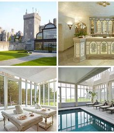 Industry news · the spa at ashford castle, cong, county mayo, ireland. Garage Design, Exterior Design, House Design, Beauty Haven, Ashford Castle, Castles In Ireland, Spa Rooms, Salon Design, How To Take Photos