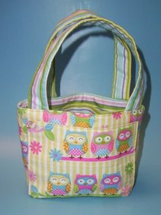 Small Owl Bag $10