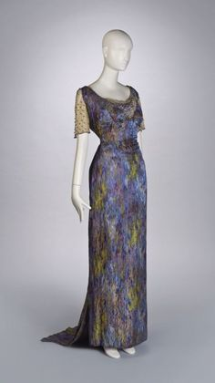 Evening gown 1913