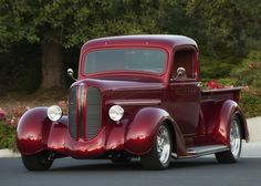 1937 Dodge Truck by Richard  Small on 500px