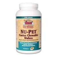 Nice, right? Ark Naturals Nu-P...  Check it out here : http://www.allforourpets.com/products/ark-naturals-nu-pet-canine-wafers-90-chewable-tabs