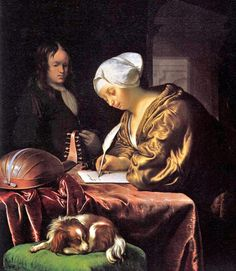 17th century links   A growing collection of links. Tips are very welcome!    Frans Van Mieris the Elder (Dutch painter, 1635-1681)  Woman W...