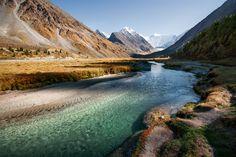 Altai region, Siberia, Russia.