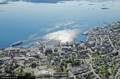 Molde, Norway - Where my Great-great-great grandmother Olena Olson is was born in 1875 (wife of Ole Ogren)