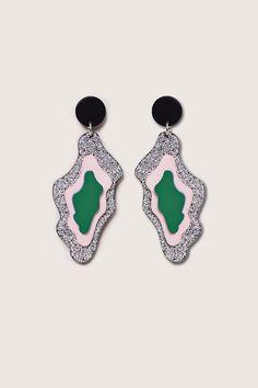 Satellite Earrings // GORMAN