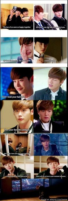 the real drama haha pinocchio and the heirs crossover | allkpop Meme Center