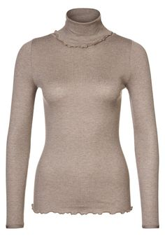 Rosemunde - Pitkähihainen paita - ruskea