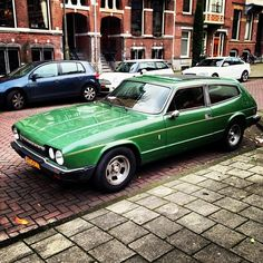 #reliant #scimitar Modern Classic, Classic Cars, Jensen Interceptor, Grand Luxe, Shooting Brake, Ford Capri, Amsterdam Netherlands, Automotive Design, Old Cars