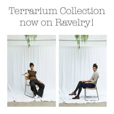 So happy to share this news with you; the Terrarium Collection is now up on Ravelry so you can get your hands on the pdf patterns! Follow the link by clicking on the photo to visit my Ravelry store!  Photos by @tiffanymumford  Hair and make up by @tahiramakeupuk  Location @claptontram  #knitting #ravelry #knittingpatterns