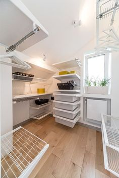 Small Apartment With A Hammock That Covers An Entire Floor