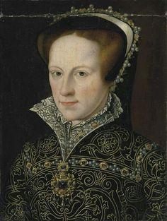 1550-1555, Mary I