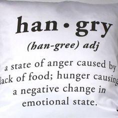 True life: I need a snack. Haha