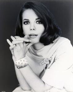 Natalie Wood, 1966 - Was so sad when she died. Still don't think it was a total accident.